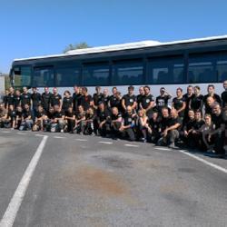 Stage Car Jacking et Bus le 8 Avril 2017 à CASTELNAUDARY